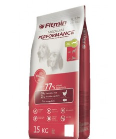 FITMIN DOG MEDIUM PERFORMANCE NEW