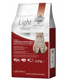 DNM LIGHT MENU 2,5 KG