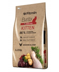 FITMIN C PURITY KITTEN 1,5 KG