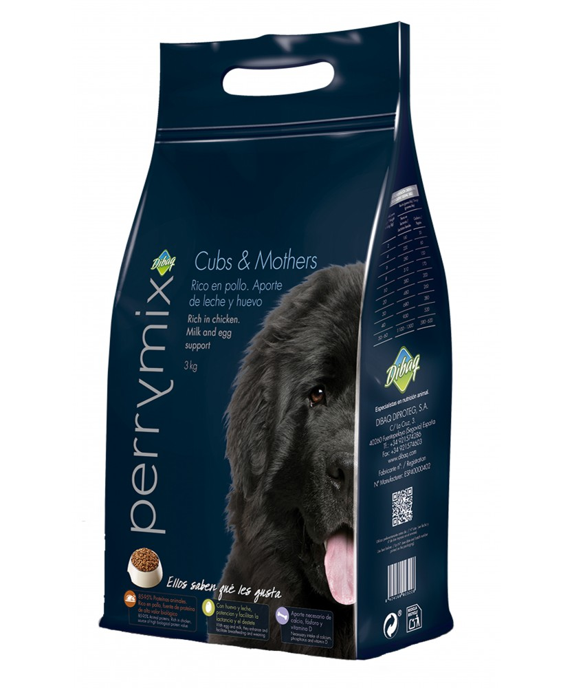 PERRYMIX CUBS & MOTHERS 3 Kg