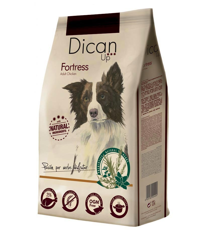 DICAN UP FORTRESS 18 KG